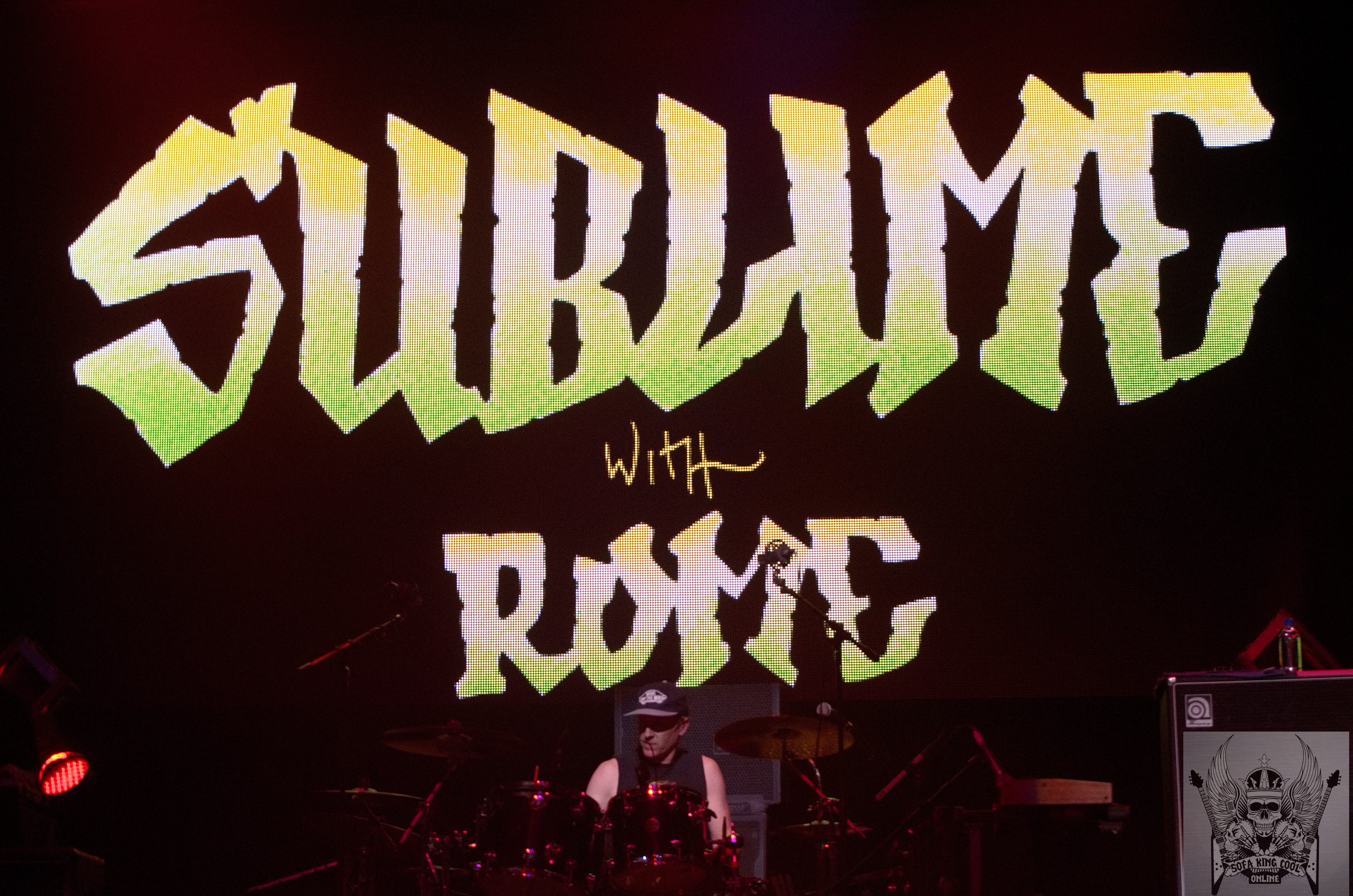 INTERVIEW WITH ROME FROM SUBLIME, STORIES FROM THE ROAD AND CONCERT ...
