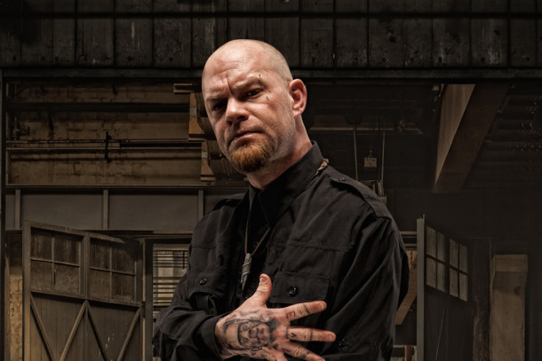 Five Finger Punch Front Man Ivan Moody Hospitalized Tour Cancelled No Longer Opening For Black Sabbath