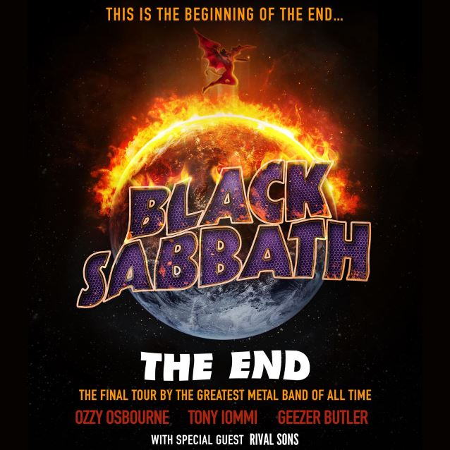 Geezer Butler Black Sabbath Could Not Carry On Much Longer It Is A Natural End To The Band