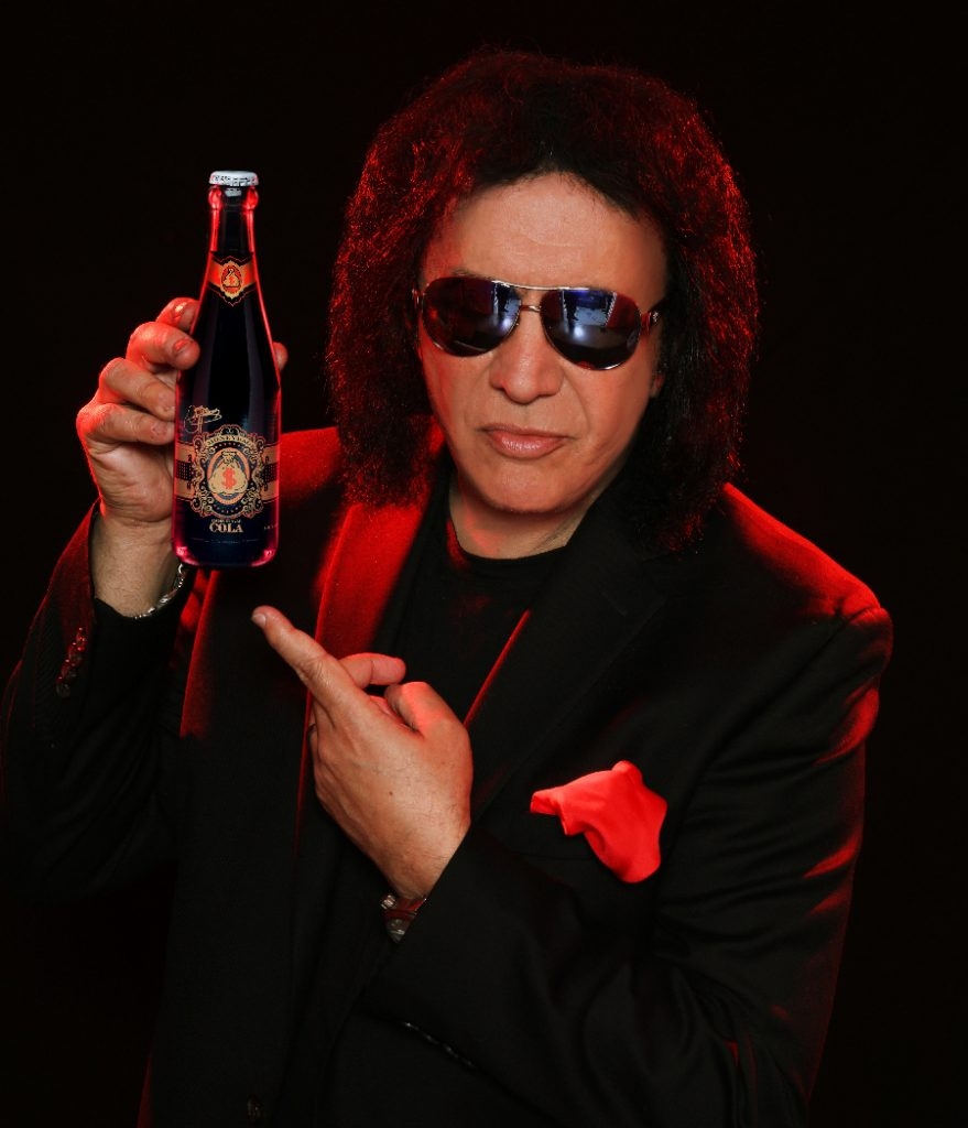 Gene Simmons Launches MoneyBag Soda - Sofa-King-Cool ...